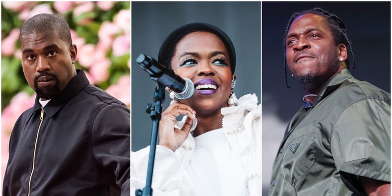Pusha T feat. Lauryn Hill – Coming Home (prod. by Kanye West)