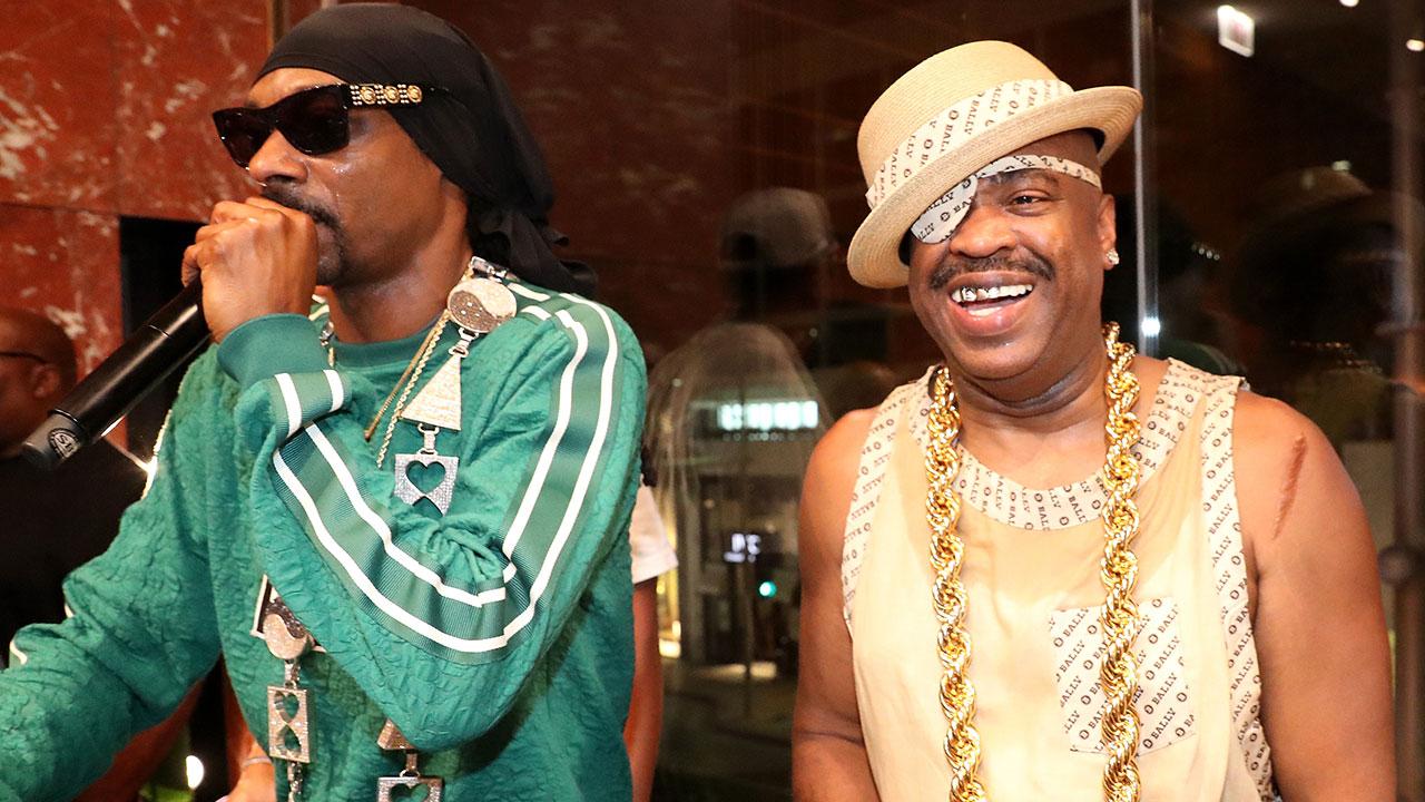 Snoop Dogg feat. Slick Rick – So Misinformed