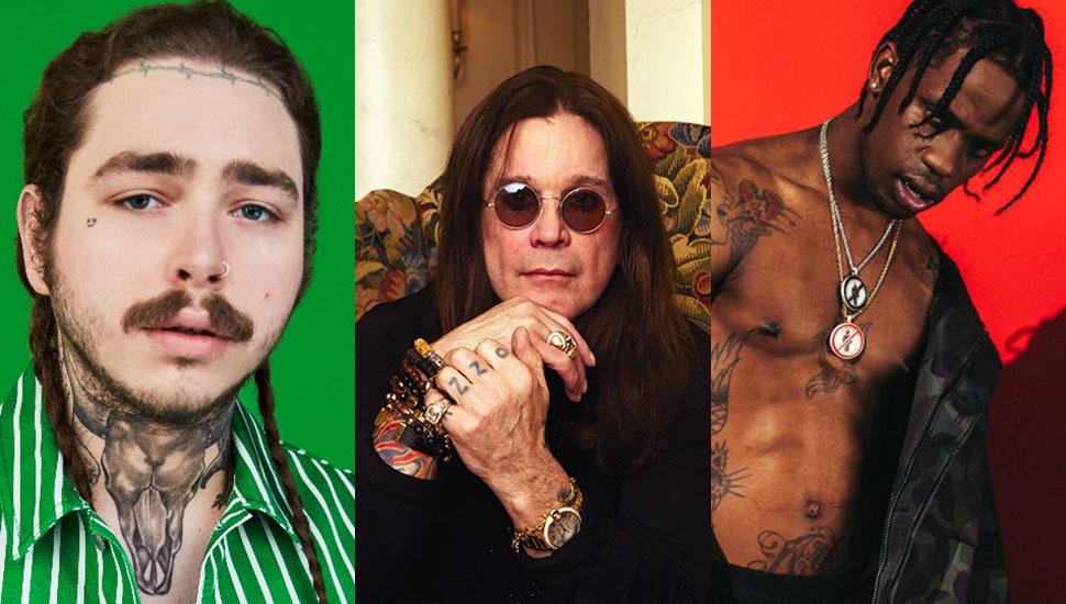 Post Malone feat. Ozzy Osbourne & Travis Scott – Take What You Want