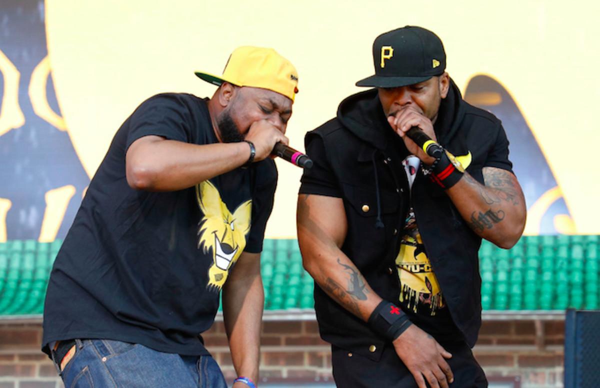 Ghostface Killah feat. Method Man & Cappadonna – Me, Denny & Darryl