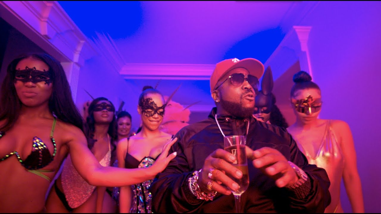 Big Boi feat. Sleepy Brown & CeeLo Green – Intentions (Video)