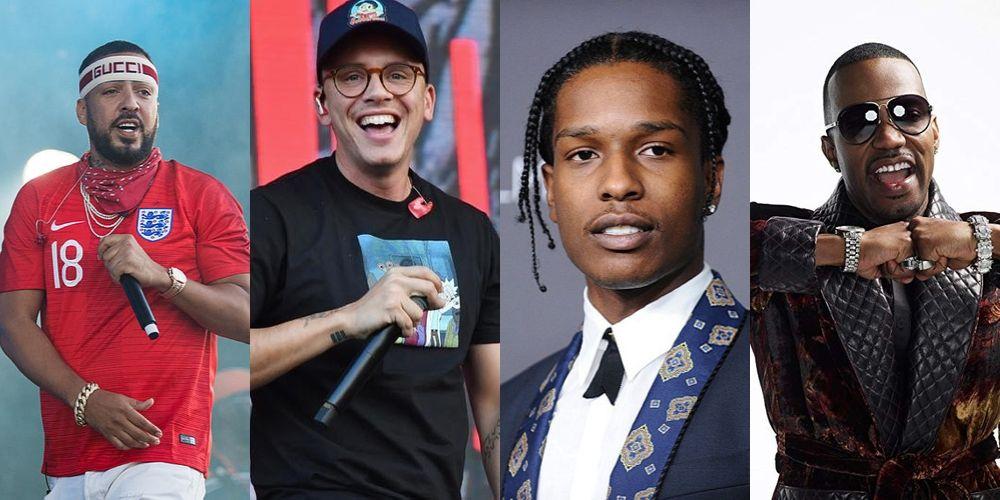 French Montana feat. Logic, A$AP Rocky & Juicy J – Twisted