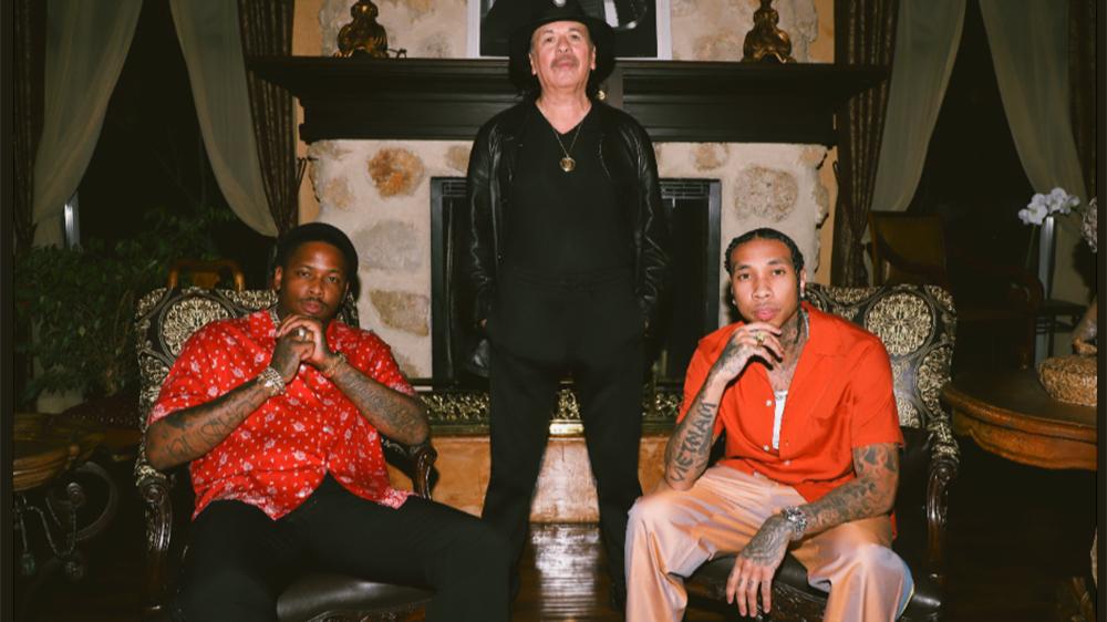 Tyga feat. YG & Santana – Mamacita (Video)