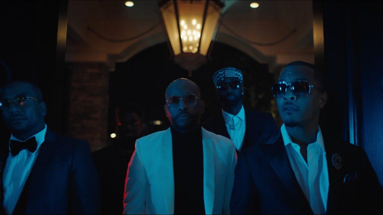 Royce Da 5'9 feat. Sy Ari Da Kid, T.I., Cyhi The Prynce & White Gold – Black Savage (Video)