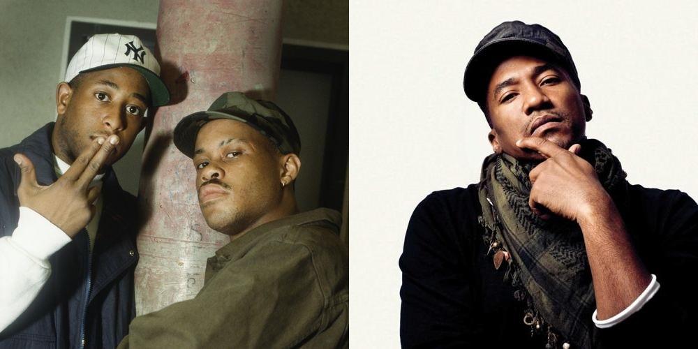 Gang Starr feat. Q-Tip – Hit Man