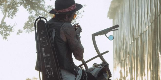Stream: Yelawolf – Ghetto Cowboy