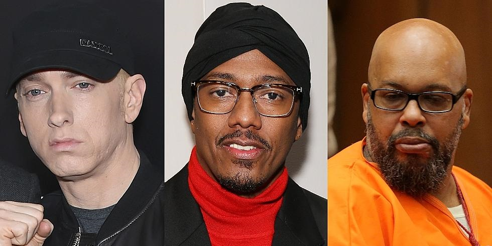 Nick Cannon feat. Suge Knight, Hitman Holla, Charlie Clips & Prince Eazy – The Invitation (Eminem Diss)