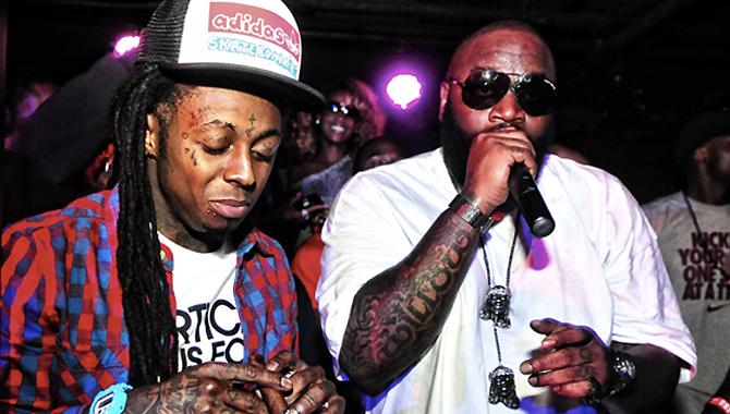 Travis Barker feat. Lil Wayne & Rick Ross – Gimme Brain (Video)