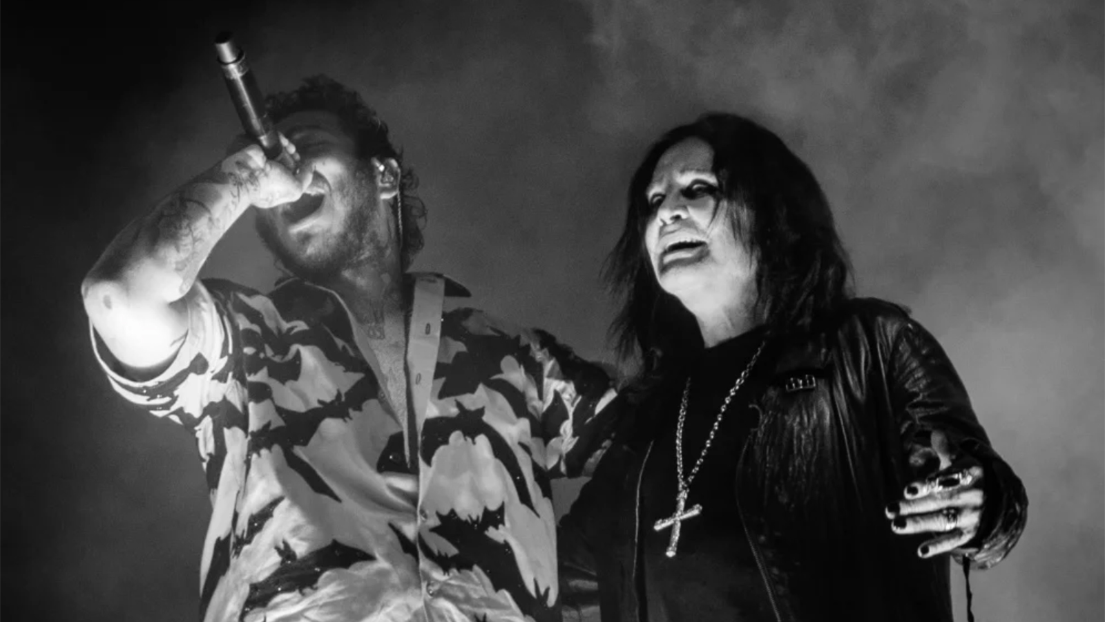 Ozzy Osbourne feat. Post Malone – It's A Raid