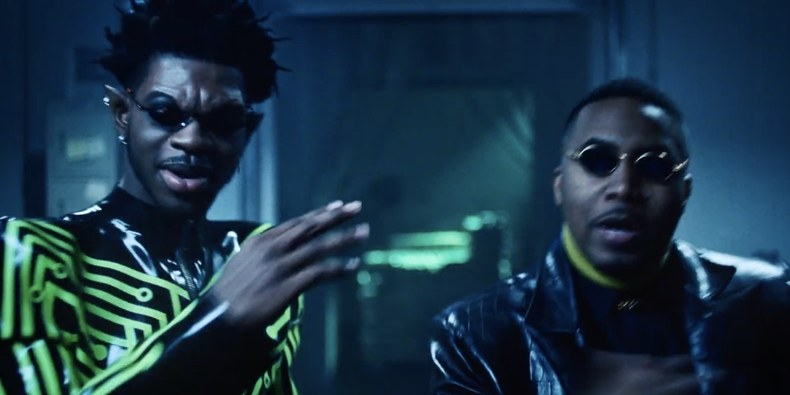 Lil Nas X feat. Nas – Rodeo (Remix) (Video)