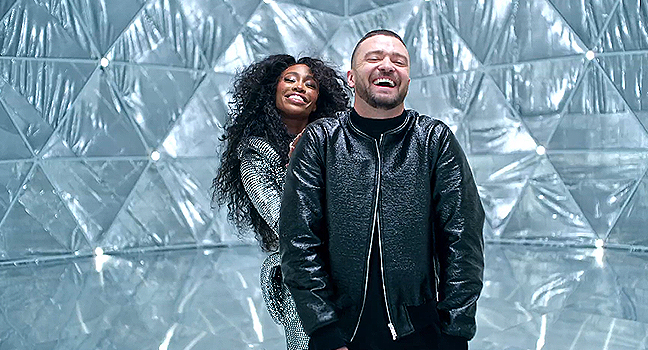 SZA feat. Justin Timberlake – The Other Side (Video)