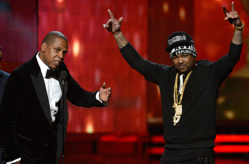 Jay-Z feat. The-Dream – Holy Grail (Unreleased Version)