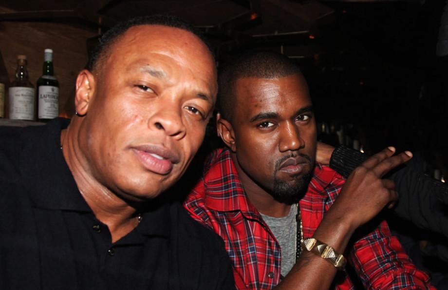 Dr. Dre, Snoop Dogg & Kanye West μαζί στο studio! (Video)