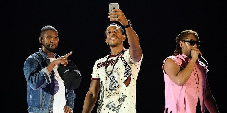 Usher feat. Lil Jon & Ludacris – SexBeat