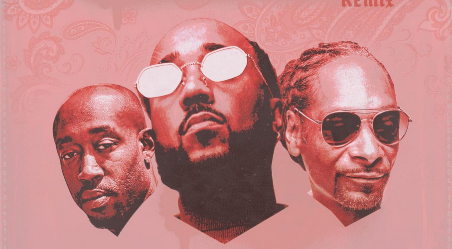 Problem feat. Snoop Dogg & Freddie Gibbs – Don't Be Mad At Me (Remix)