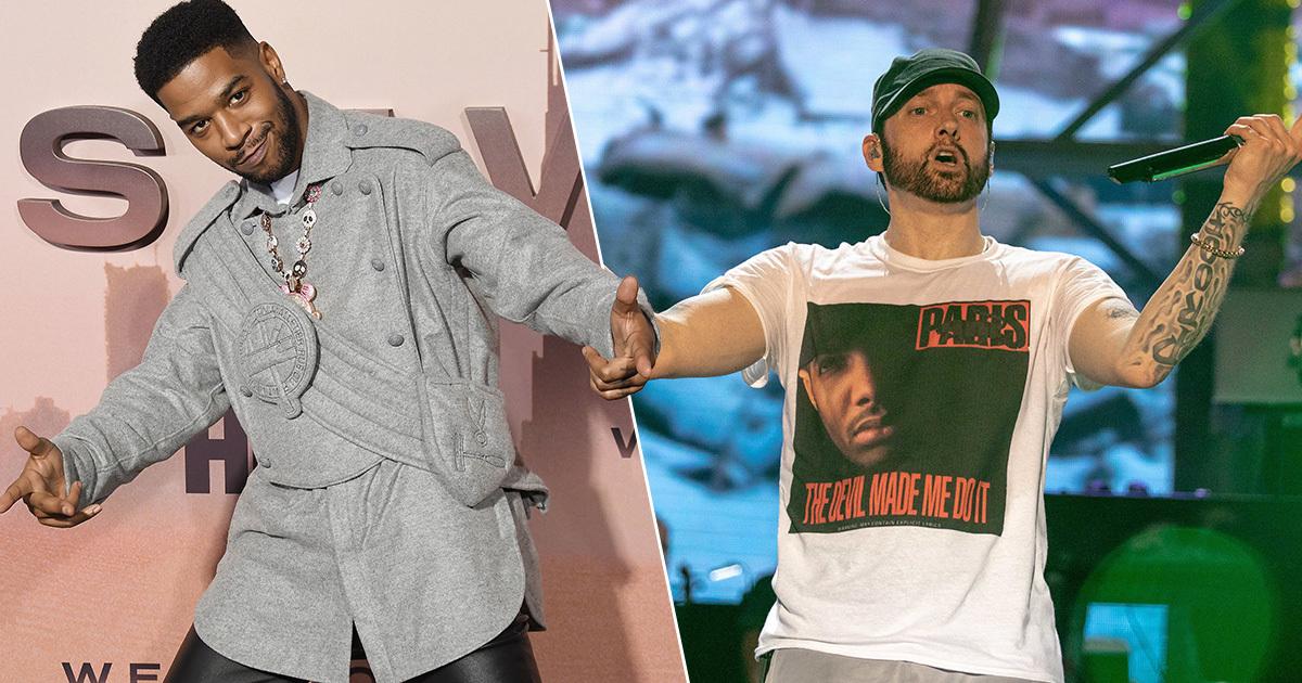 Kid Cudi feat. Eminem – The Adventures Of Moon Man & Slim Shady