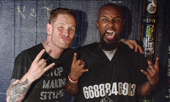 Corey Taylor feat. Tech N9ne & Kid Bookie – CMFT Must Be Stopped (Video)