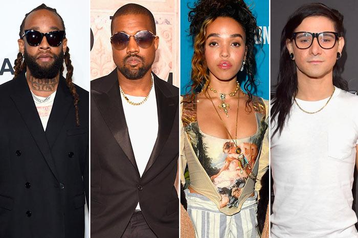 Ty Dolla $ign feat. Kanye West, Skrillex & FKA Twigs – Ego Death