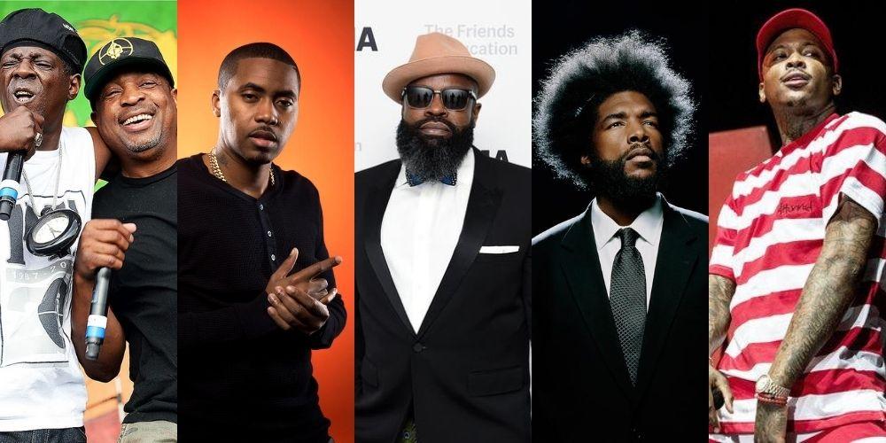 Public Enemy feat. Nas, Black Thought, Questlove, YG, Rapsody & Jahi – Fight The Power (2020 Remix)