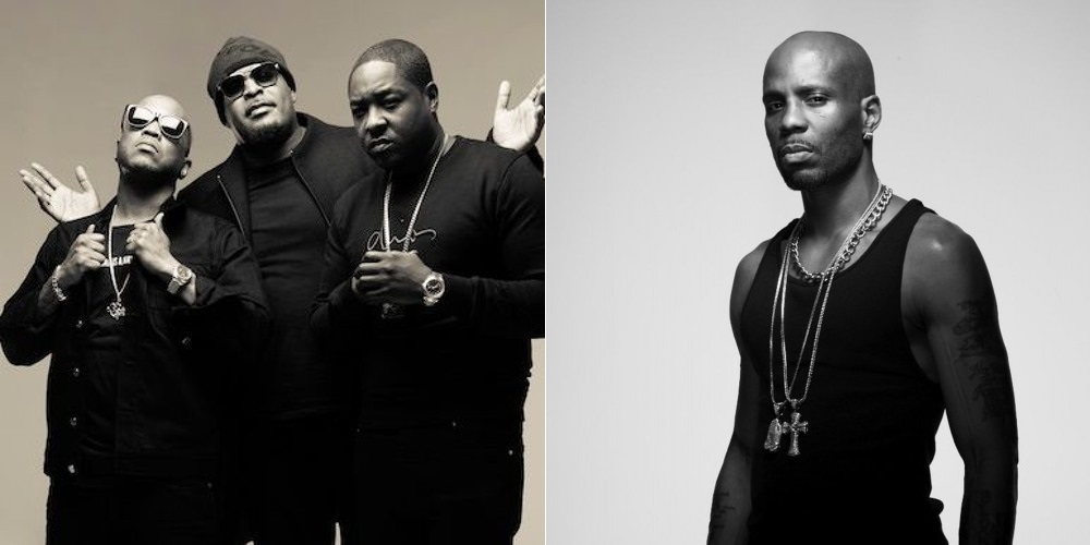 The Lox feat. DMX – Bout Shit