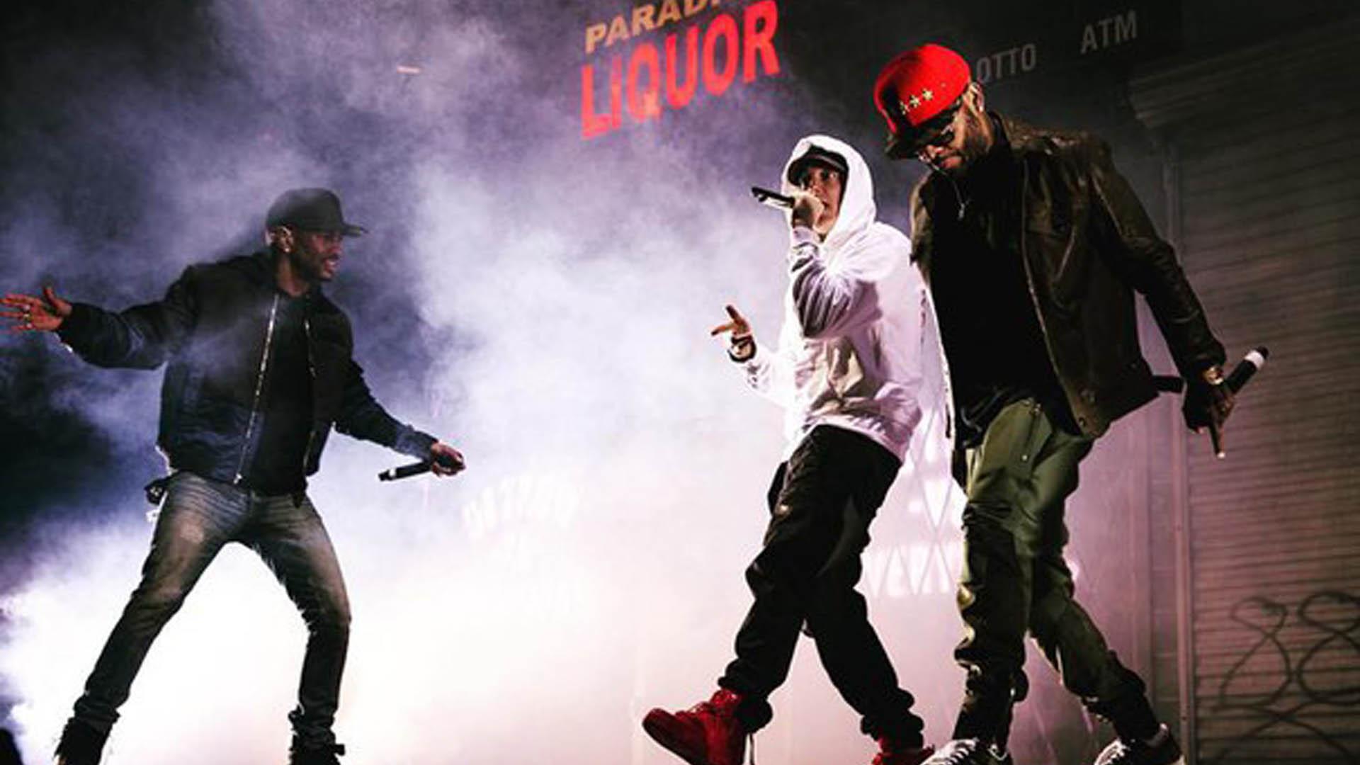 Big Sean feat. Eminem, Royce Da 5'9, Tee Grizzley & more – Friday Night Cypher