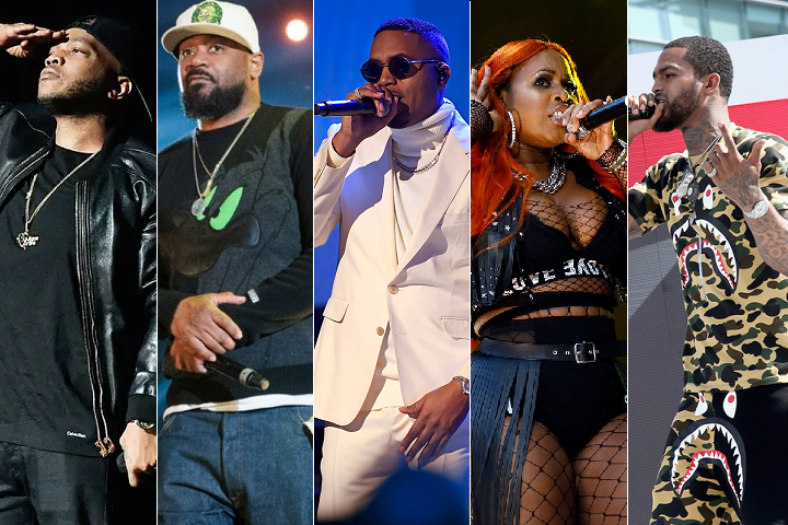 Ghostface Killah, Styles P, Nas, Remy Ma, Dave East & Radha – The Mecca
