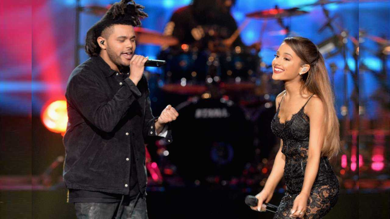 The Weeknd feat. Ariana Grande – Save Your Tears (Remix)