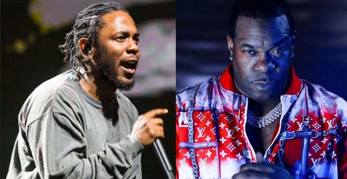 Busta Rhymes feat. Kendrick Lamar – Look Over Your Shoulder
