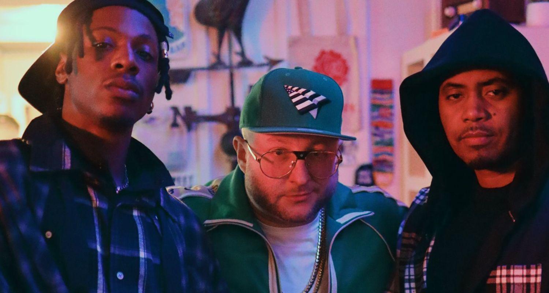 Statik Selektah feat. Nas, Joey Bada$$ & Gary Clark Jr. –  Keep It Moving