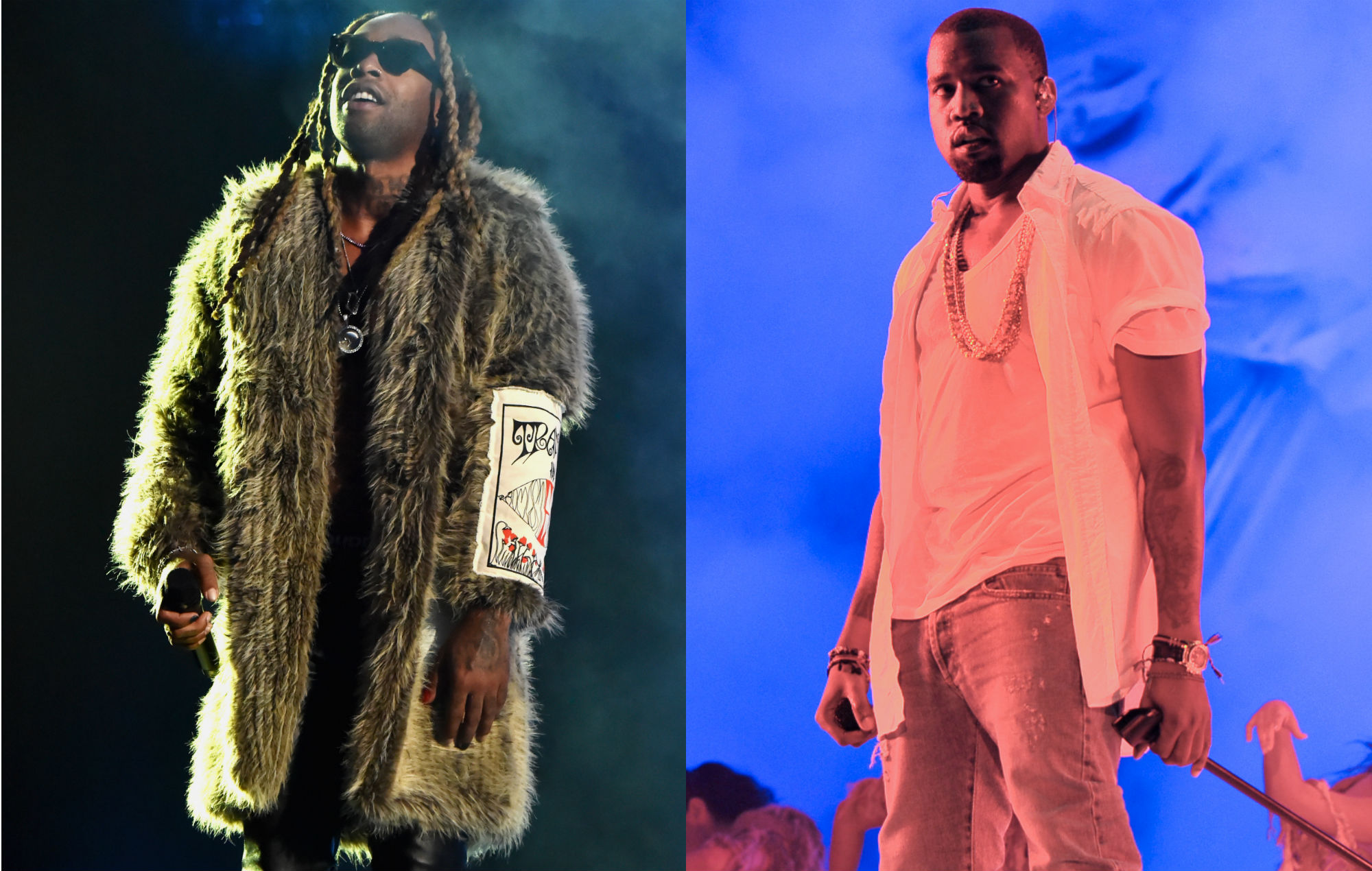 Ty Dolla $ign feat. Kanye West, Anderson. Paak & Thundercat – Track 6