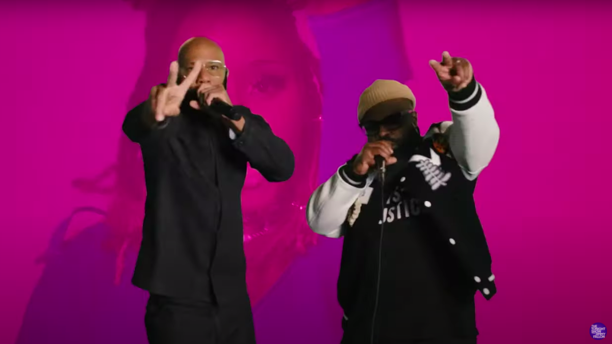 Common feat. Black Thought – Say Peace (Video)