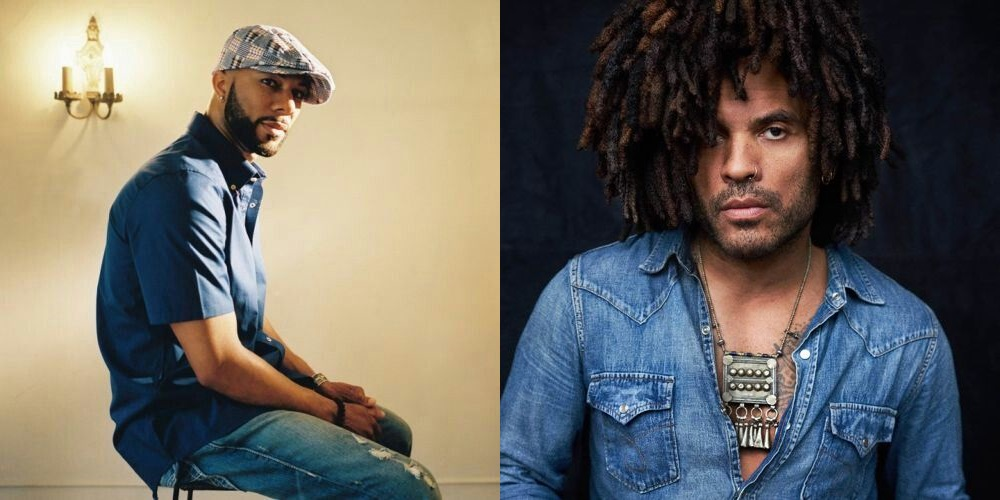 Common feat. Lenny Kravitz – A Riot In My Mind