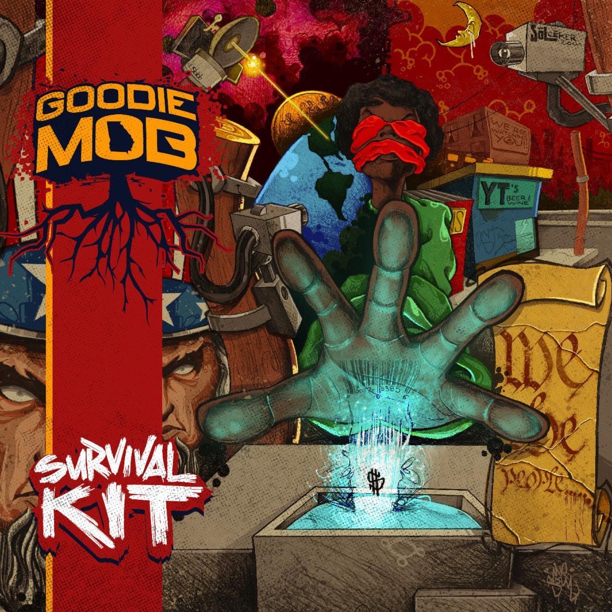 Stream: Goodie Mob – Survival Kit