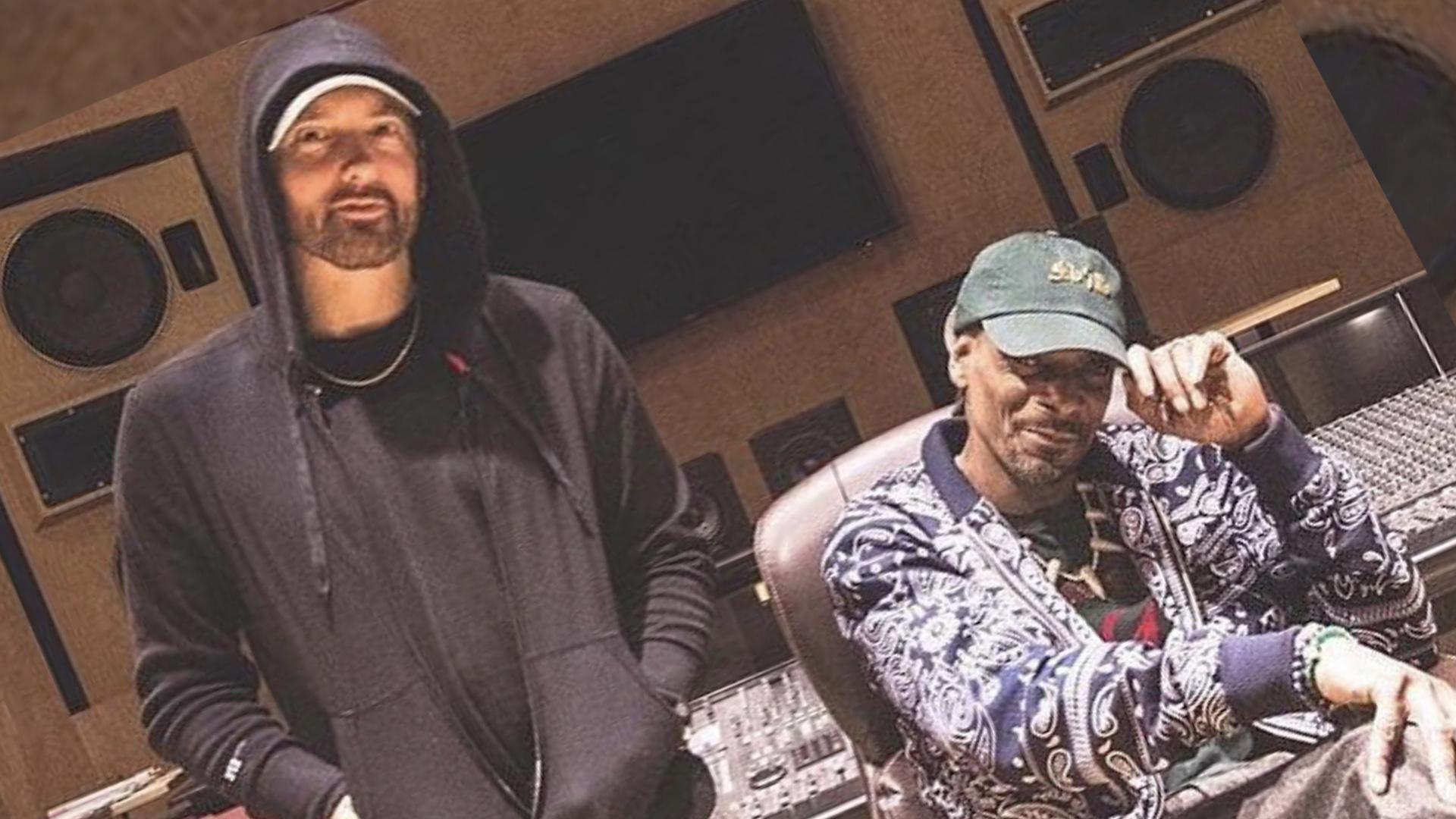 Snoop Dogg feat. Kokane – Talk Dat Shit To Me (Eminem Reference Track)
