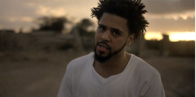 J. Cole – Fire Squad (Video)