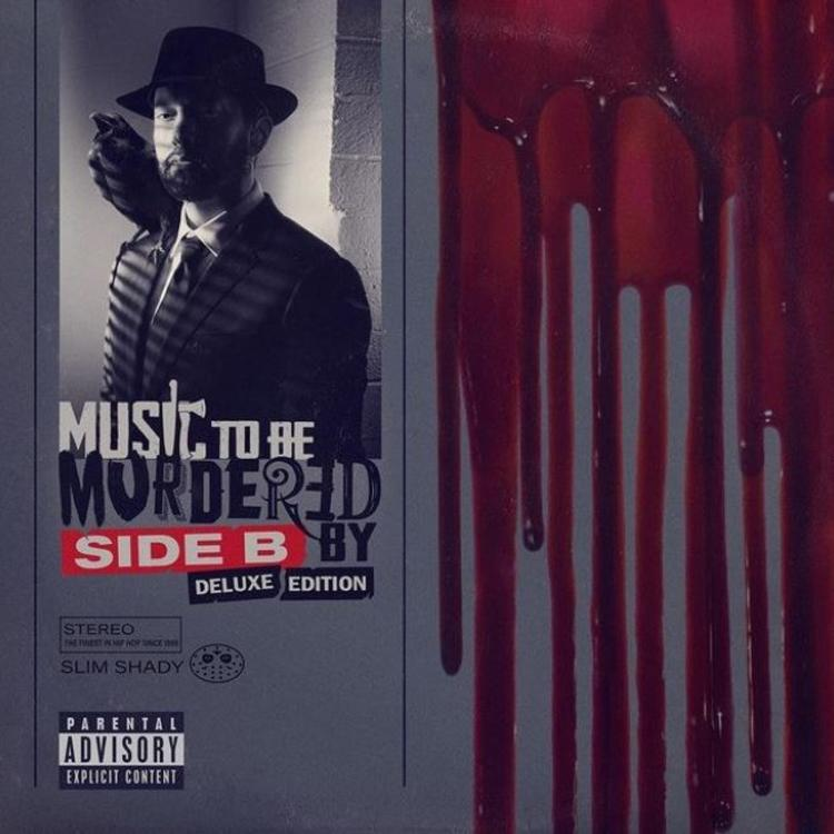 Stream: Eminem – Music To Be Murdered By – Side B (Deluxe Edition)