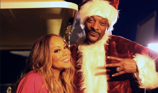 Mariah Carey feat. Snoop Dogg & Jermaine Dupri – Here Comes Santa Claus / House Top Celebration