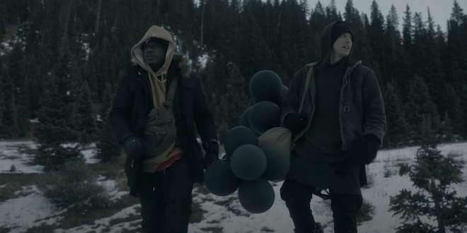 NF feat. Hopsin – Lost (Video)