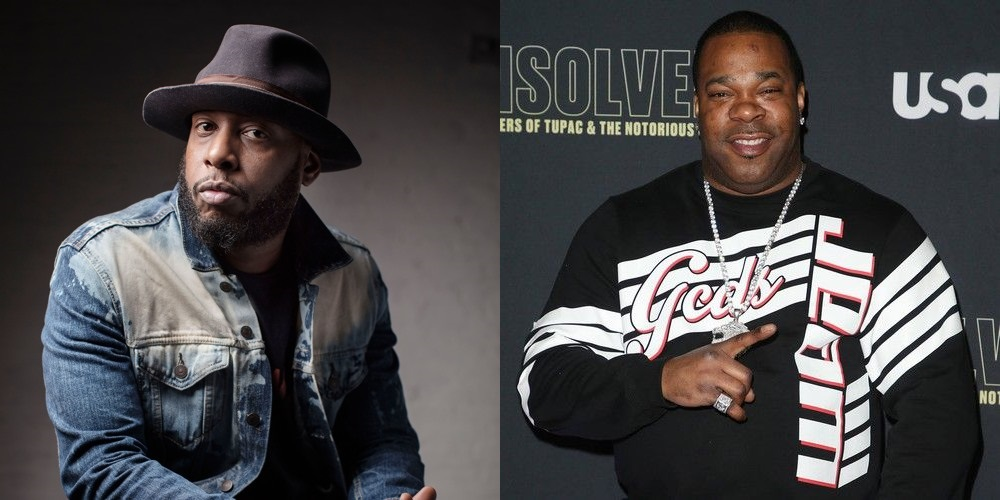 Talib Kweli & Diamond D feat. Busta Rhymes – The Quiet One