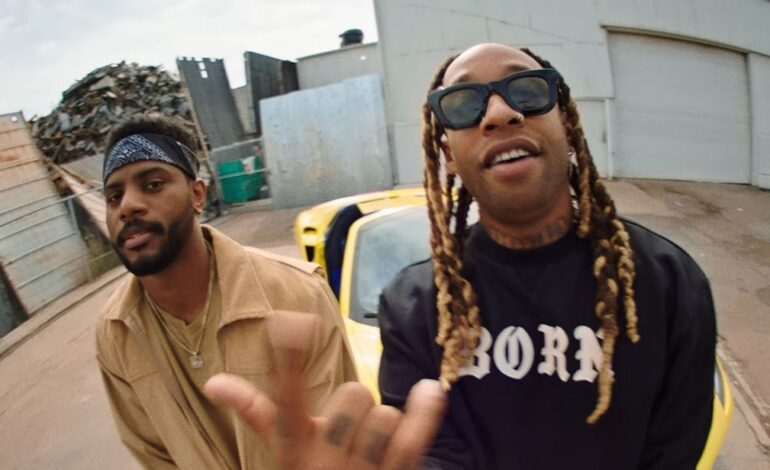 Ty Dolla $ign feat. Bryson Tiller & Jhene Aiko – By Yourself (Remix) (Video)