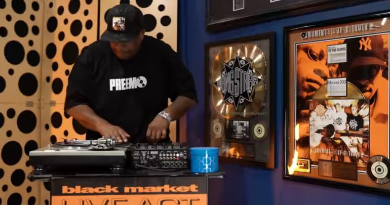 Gang Starr feat. Big Shug – Glowing Mics (Founders Remix) (Video)