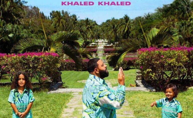 Stream: DJ Khaled – Khaled Khaled