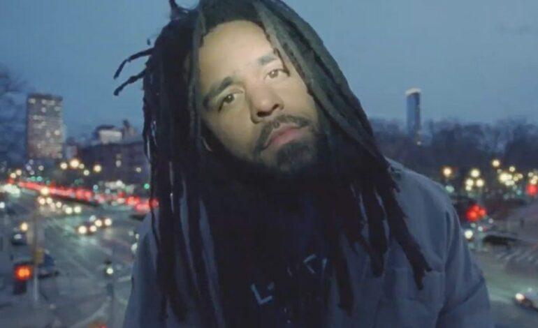 J. Cole – applying pressure (Video)