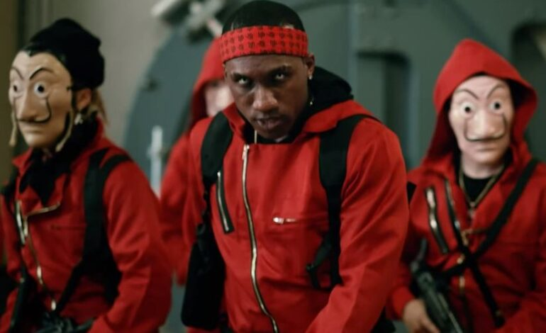 Hopsin – Be11a Ciao (Video)