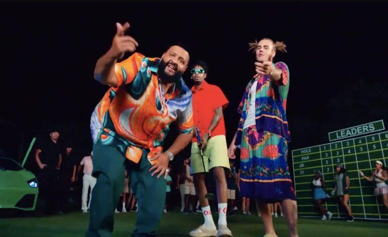 DJ Khaled feat. Justin Bieber & 21 Savage – Let It Go (Video)