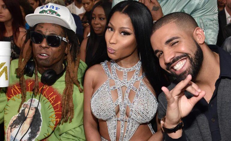 Nicki Minaj feat. Drake & Lil Wayne – Seeing Green