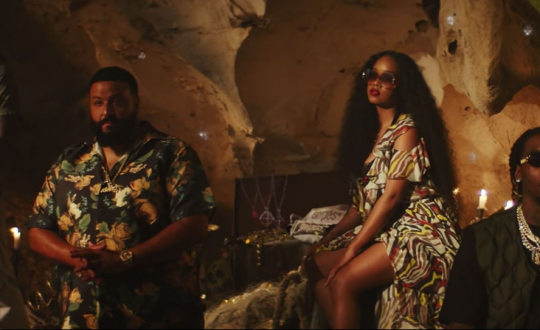 DJ Khaled feat. H.E.R. & Migos – We Going Crazy (Video)