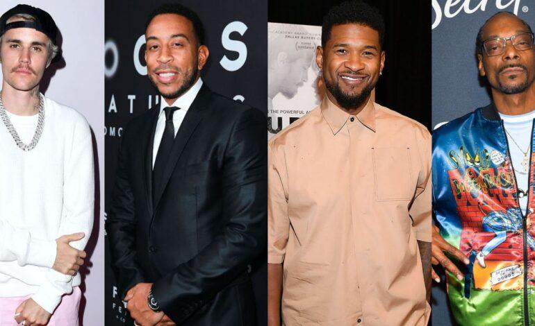 Justin Bieber feat. Ludacris, Usher & Snoop Dogg – Peaches (Remix)