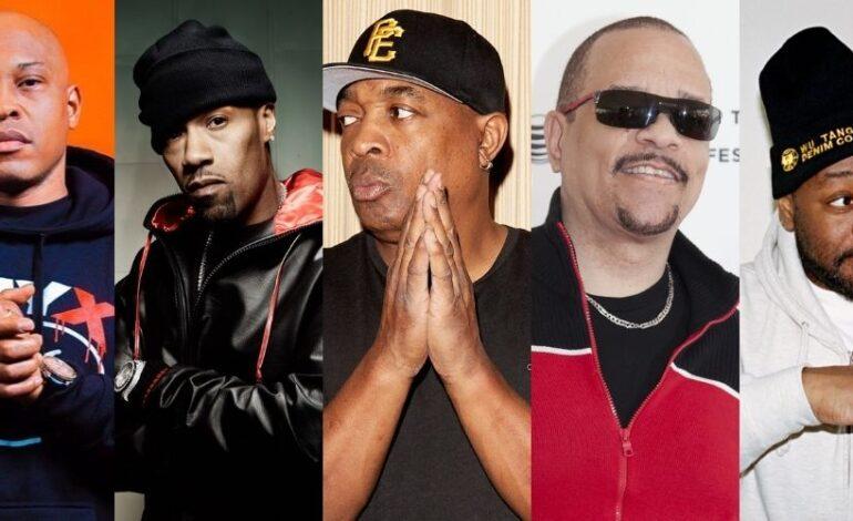 DJ Kay Slay feat. Onyx, Ice-T, Redman, Ghostface Killah, Raekwon, Chuck D & more- Rolling 110 Deep