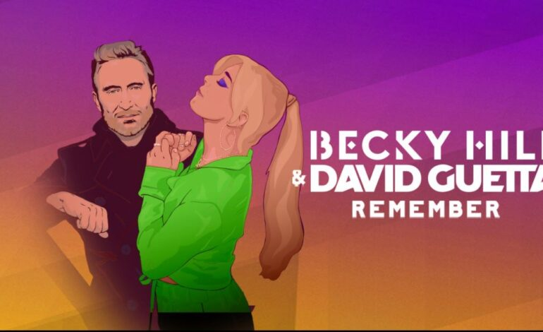 "Becky Hill και David Guetta συνεργάζονται στο ""Remember"""